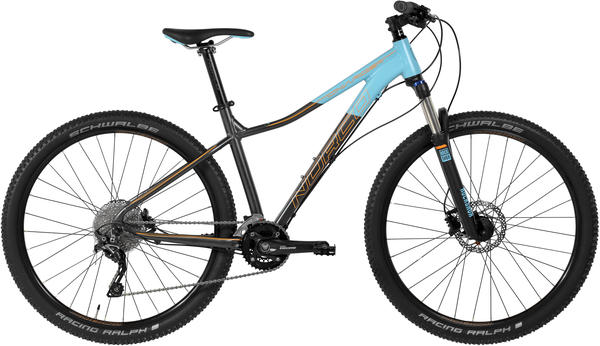 Norco Charger 7.2 Forma Color: Aqua/Grey/Blue