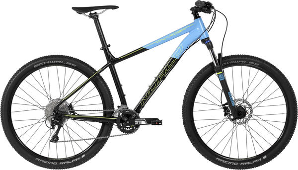 Norco Charger 7.3 Color: Blue/Black/Green