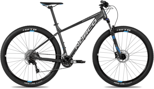 Norco Charger 9.3 Color: Charcoal/Grey/Blue