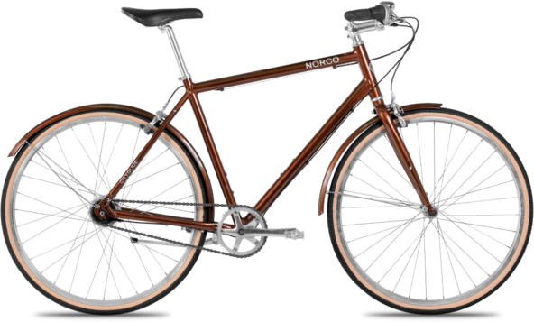Norco City Glide 8IGH Color: Gloss Brown