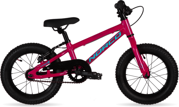 Norco 2020 Coaster 14 Color: Fuchsia/White/Black