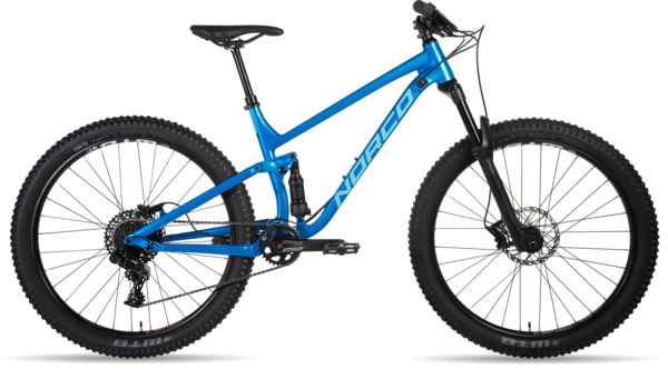 Norco Fluid FS 2 Women's Color: Blue/Powder Blue/Navy Blue