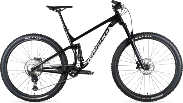 Norco Fluid FS 1 Color: Black/Silver