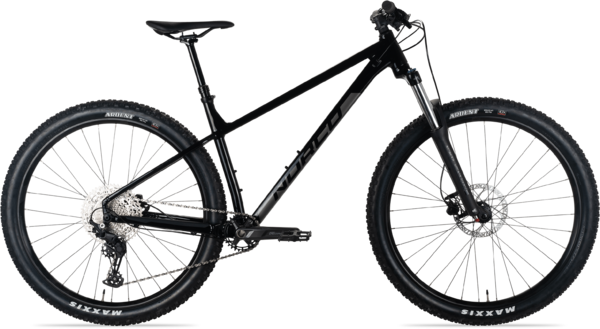 Norco Fluid HT 2 Color: Black/Charcoal