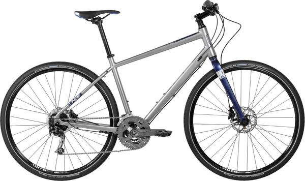 Norco Indie 1 Color: Silver/Dark Blue