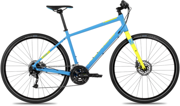 Norco Indie 2 Color: Blue/Citron