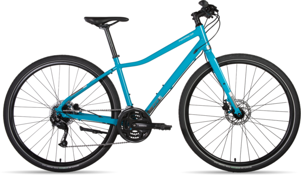 Norco Indie 2 Women's Color: Glacial Blue