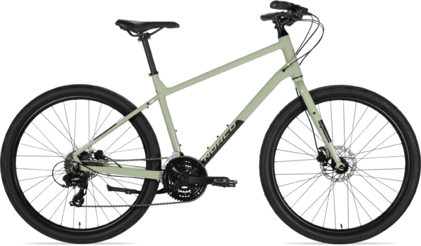 Norco Indie 3 Color: Green/Black