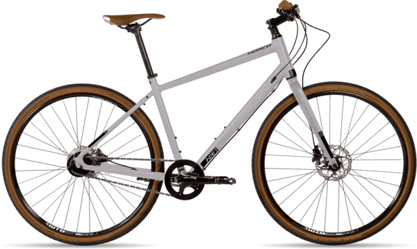Norco Indie IGH-8 Nexus Color: Silver