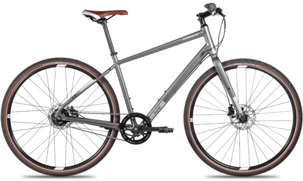 Norco Indie IGH N8 Color: Charcoal