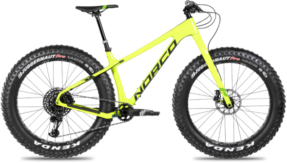 Norco Ithaqua 1 Color: Citron