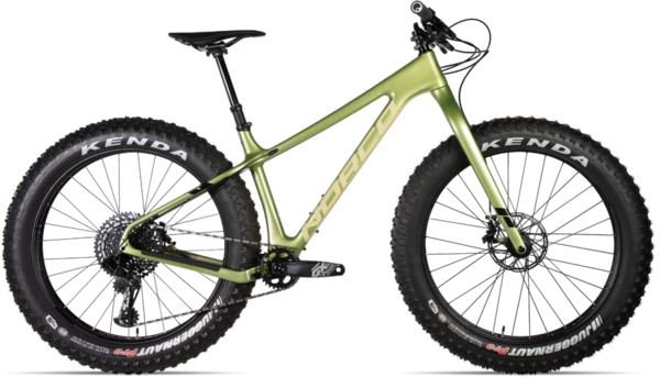 Norco Ithaqua 1 Color: Sage/Black/Sand