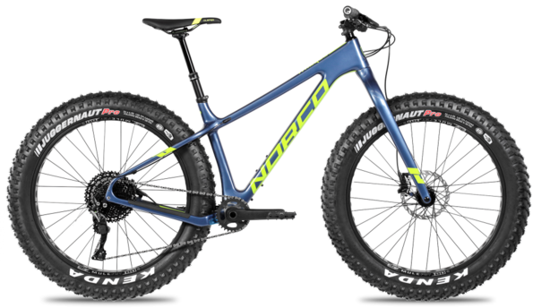 Norco Ithaqua 2 Color: Blue