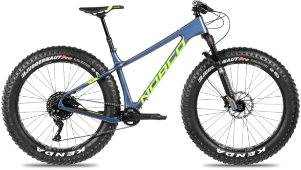 Norco Ithaqua 2 Suspension Color: Blue