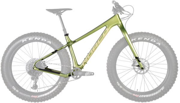 Norco Ithaqua Frame/Fork