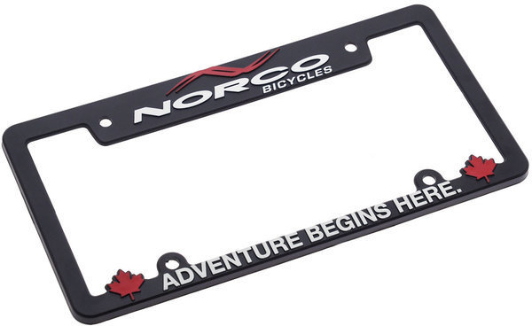 Norco License Plate Holder