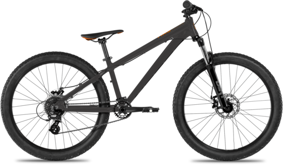 Norco Magnum Color: Matte Grey