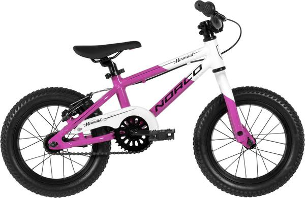 Norco Mermaid 14 Color: Fuchsia/White/Black
