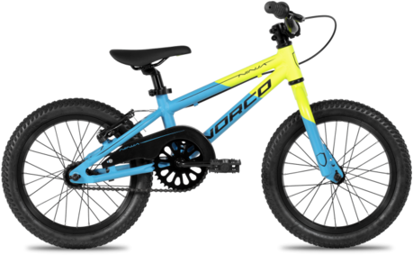 "Norco Ninja 16"" Coaster Color: Fluorescent Yellow/Cyan/Black"