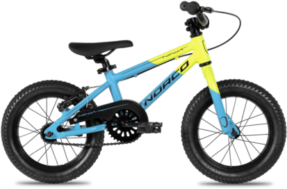 Norco Ninja 14-inch Coaster Color: Fluorescent Yellow/Cyan/Black