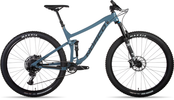 Norco Optic A1 Color: Slate Blue/Copper