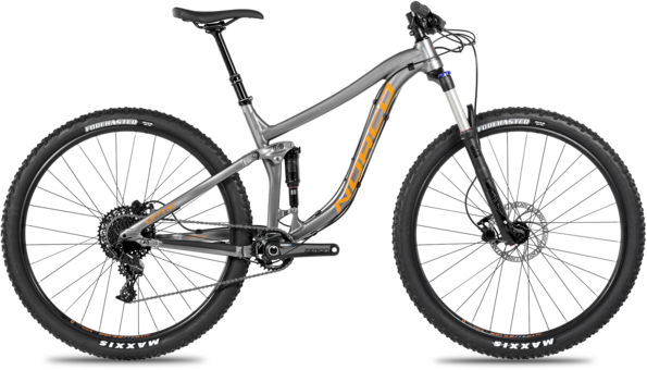 Norco Optic A3 Color: Silver/Orange
