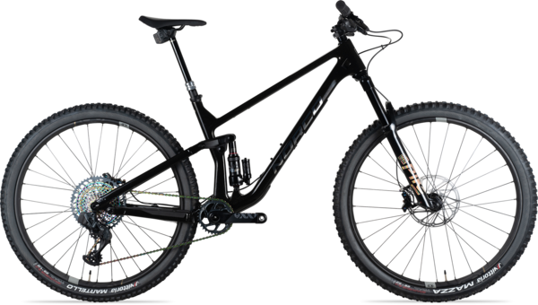 Norco Optic C AXS Color: Black/Chrome