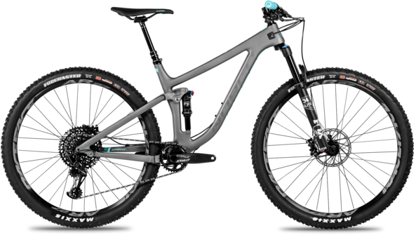 Norco Optic C2 Color: Black/Grey/Teal