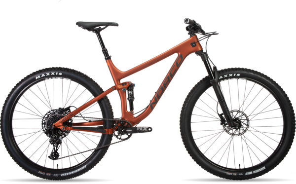 Norco Optic C2 Color: Orange