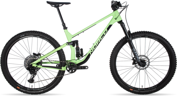 Norco Optic C2 Color: Green/Black