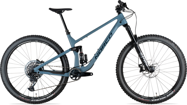Norco Optic C2 SRAM Color: Blue/Blue Black