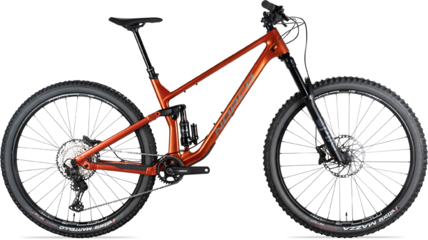 Norco Optic C3 Color: Orange/Charcoal