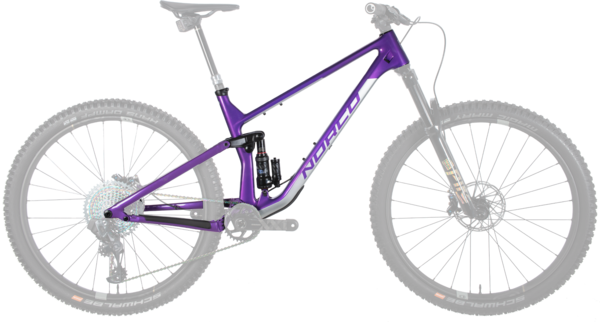 Norco Optic Carbon Frame
