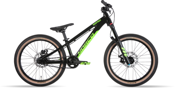 Norco Rampage 1 20 Color: Black/Green