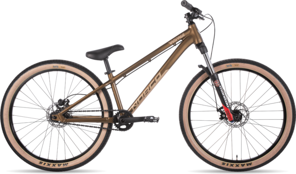 Norco Rampage 1 Color: Brown/Tan