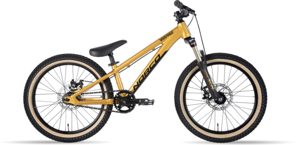 Norco Rampage 2 20 Color: Gold/Black
