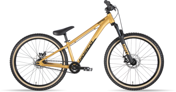 Norco Rampage 2 24 Color: Gold/Black