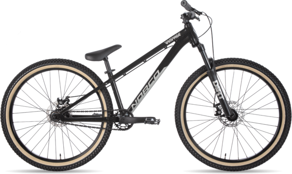 Norco Rampage 2 Color: Black/Silver