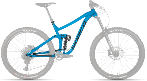 Norco Range A Frame Color: Cavalry Blue