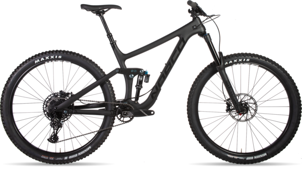 Norco Range C3 Color: Black