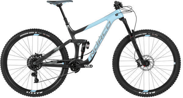 Norco Range C9.3 Color: Blue/Black/Grey
