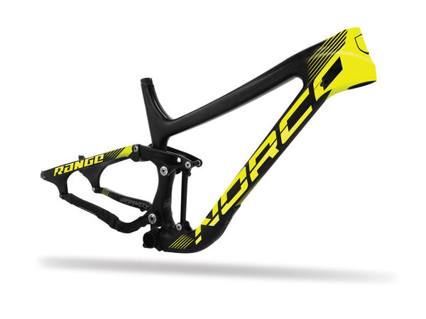 Norco Range Carbon 7.3 Framekit Image may differ.
