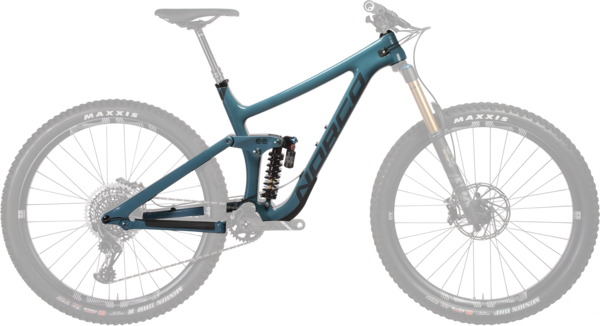 Norco Range Carbon Framekit Color: Blue