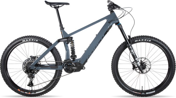 Norco Range VLT C2 Color: Charcoal Grey/Action Orange