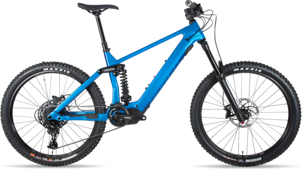 Norco Range VLT C3 Color: Electric Blue/Dark Blue