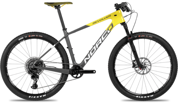 Norco Revolver 7.1 HT Color: Grey/Yellow/White