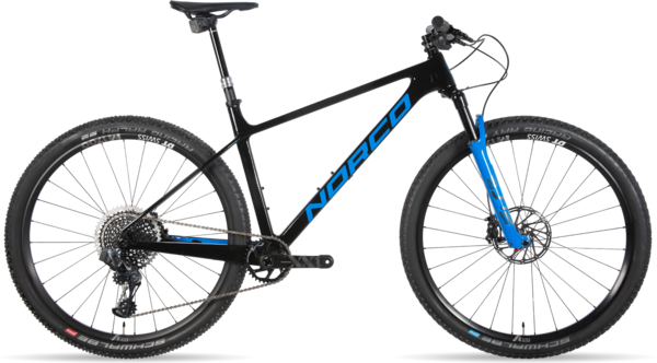 Norco Revolver HT AXS 100 Color: Grey/Blue