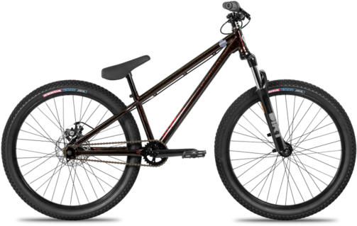 Norco Ryde 24 Color: Splatter Red/Black