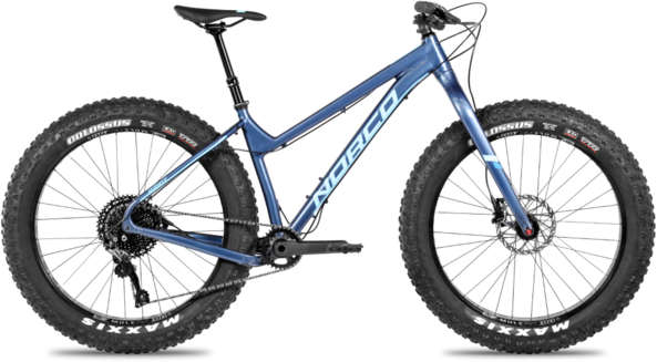 Norco 2018 Sasquatch 1 Color: Charcoal