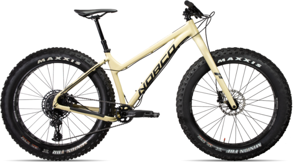 Norco Sasquatch 1 Rigid
